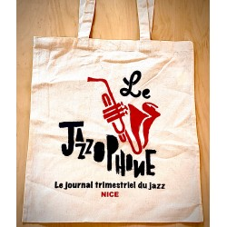 Tote Bag - Le Jazzophone